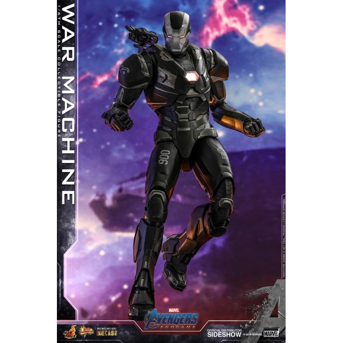 Avengers Endgame - War Machine - 1:6 Scale Figure Hot Toys Product