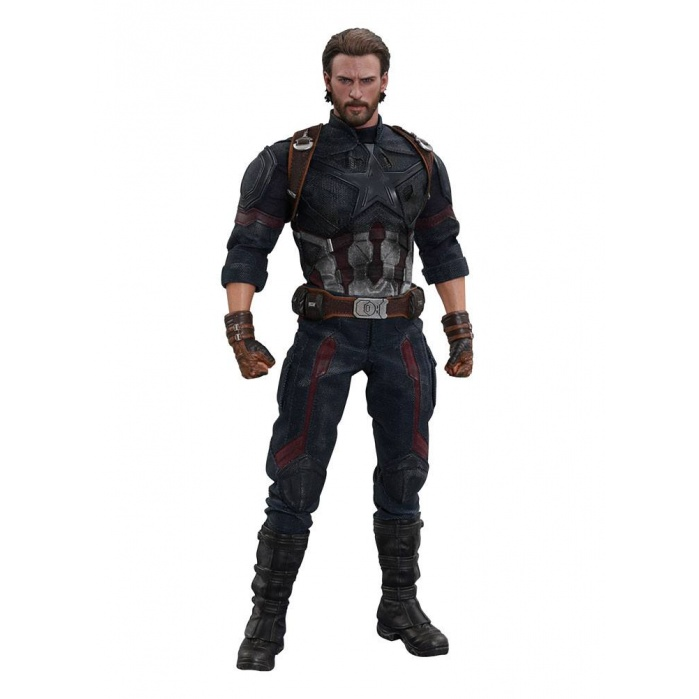 Avengers Infinity War Captain America 1/6 figure Hot Toys Product