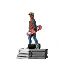 Back to the Future 2: Marty McFly in Alley 1:10 Scale Statue - Iron Studios (EU)