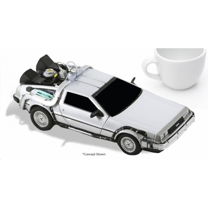 Back to the Future: Time Machine 6 inch Vehicle Replica NECA Product