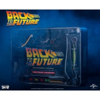Back To The Future Time Travel Memories Kit Plutonium Edition Doctor Collector Product