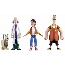 Back to the Future: Toony Classics - 6 inch Action Figure Asst. | NECA