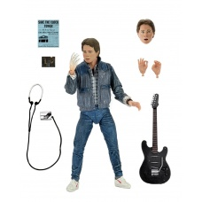 Back to the Future: Ultimate Audition Marty McFly 7 inch Action Figure | NECA
