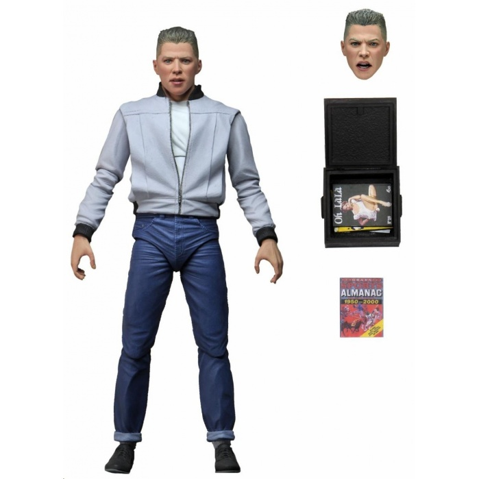 Back to the Future: Ultimate Biff 7 inch Action Figure NECA Product