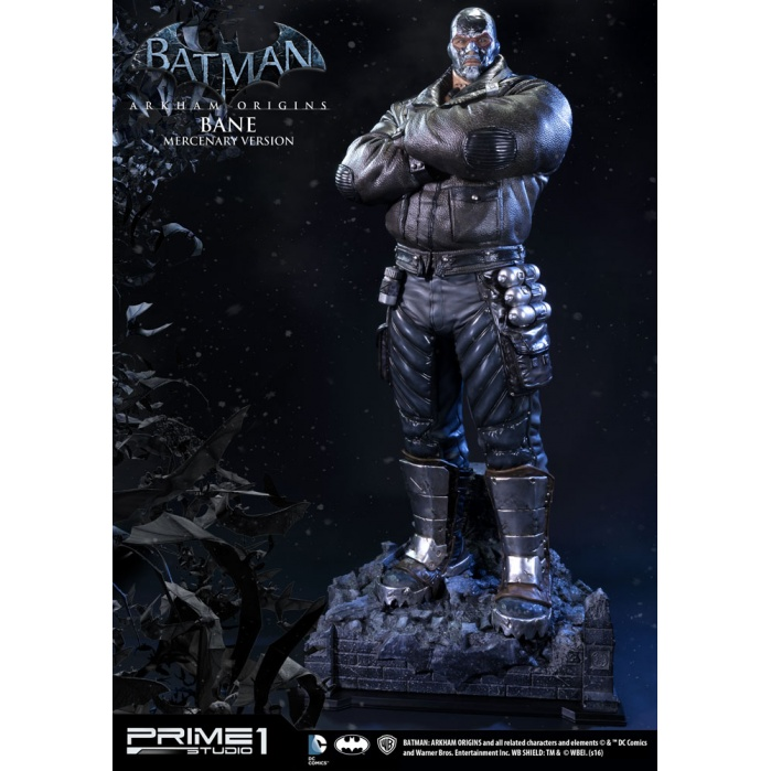 Bane Batman Arkham Origins Prime 1 Studio Product