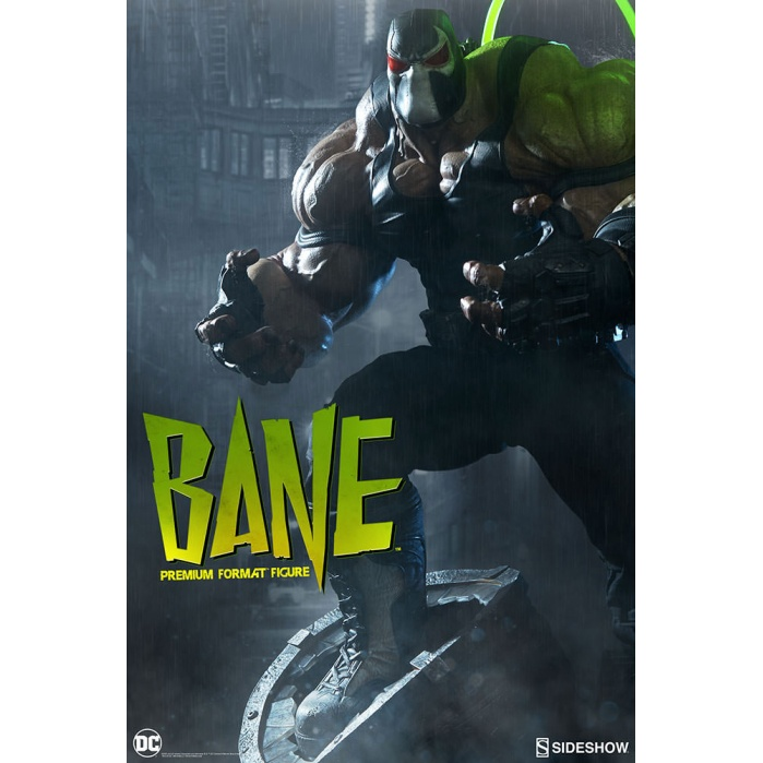 Bane Premium Format Sideshow Collectibles Product