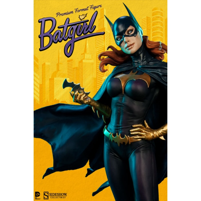 Batgirl 1/4 Premium Format Figure  57 cm Sideshow Collectibles Product