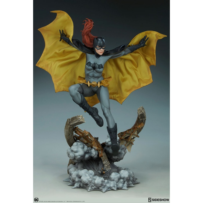 Batgirl 1/4 Premium Format Statue Sideshow Collectibles Product