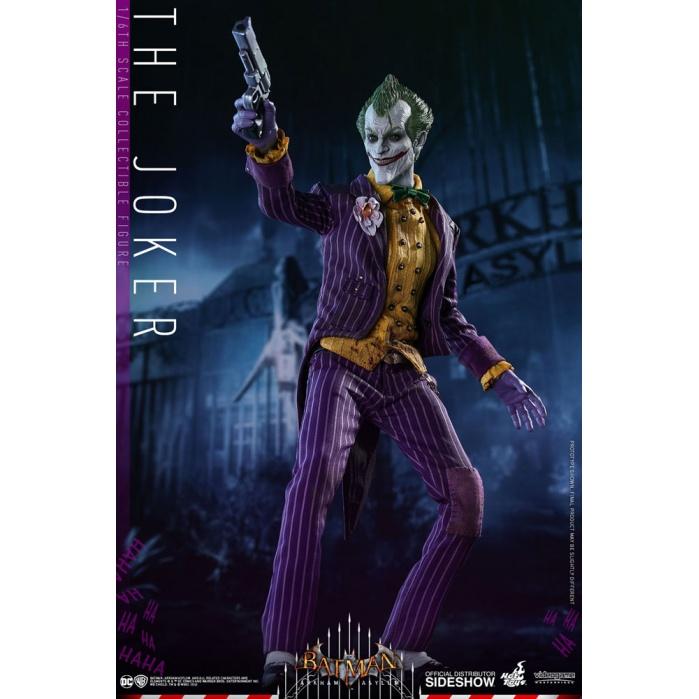 Batman Arkham Asylum The Joker 1/6 Hot Toys Product