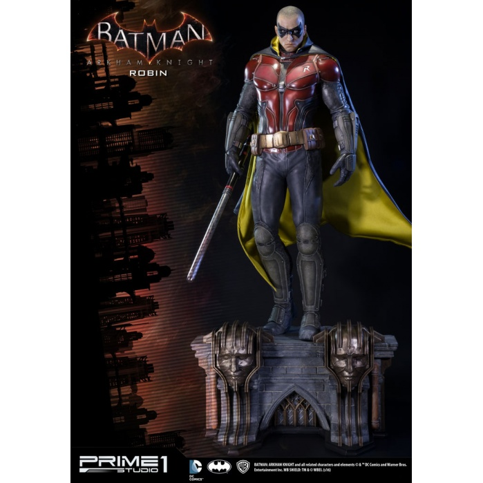 Batman Arkham Knight 1/3 Statue Robin Prime 1 Studio Product