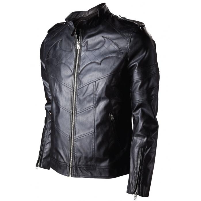 Batman Arkham Knight Jacket Logo Bioworld Product