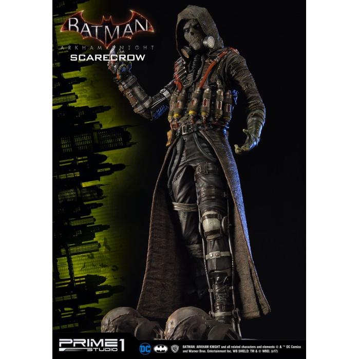 Batman Arkham Knight Statue Scarecrow Prime 1 Studio Product