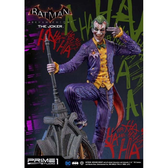 Batman Arkham Knight Statue The Joker 84 cm Prime 1 Studio Product