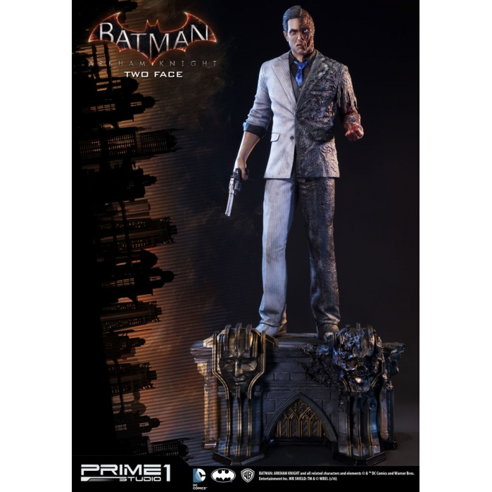 Batman Arkham Knight Two-Face 1/3 Statue Prime 1 Studio Product