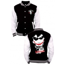 Batman Baseball Varsity Jacket Joker - Codi (NL)