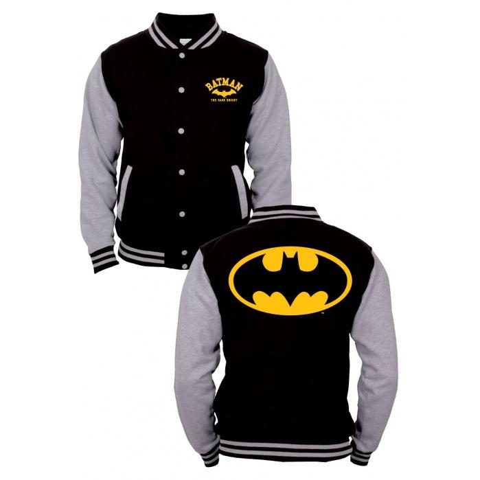 Batman Baseball Varsity Jacket The Dark Knight Codi Product