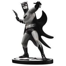 Batman Black & White Statue Michael Allred 18 cm | DC Collectibles