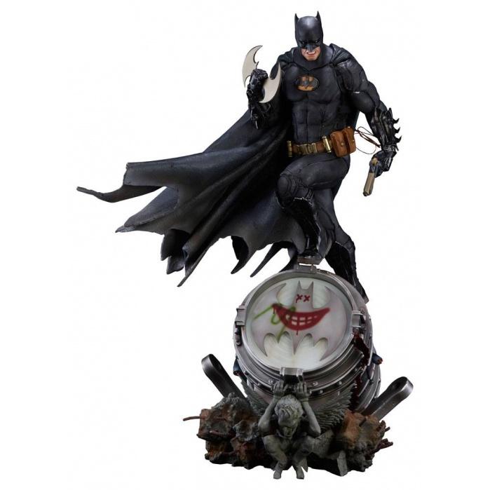 Batman Black Edition Prime Scale Statue 1/3 Iron Studios Product