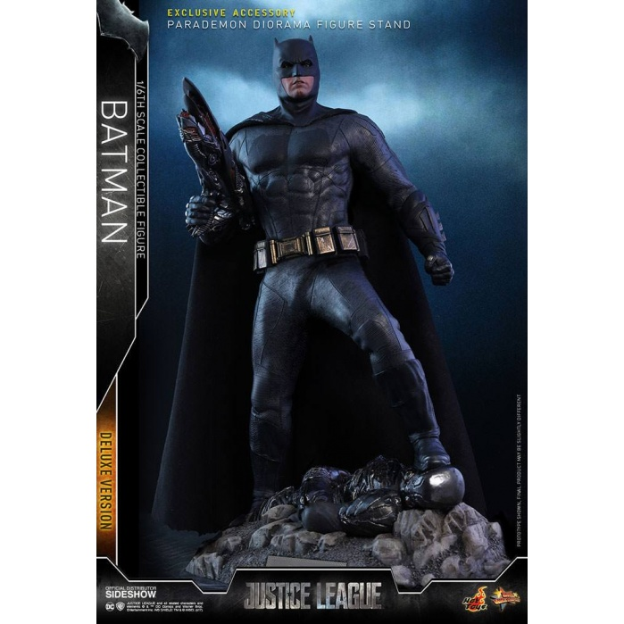Batman Deluxe 1/6 Figure Justice League Hot Toys Product