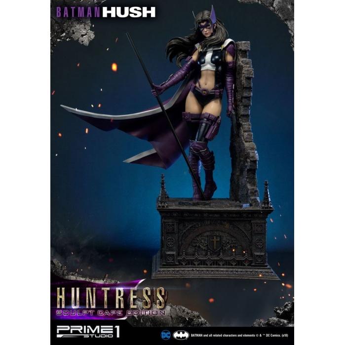 Batman Hush Statue 1/3 Huntress Sculpt Cape Edition Prime 1 Studio Product