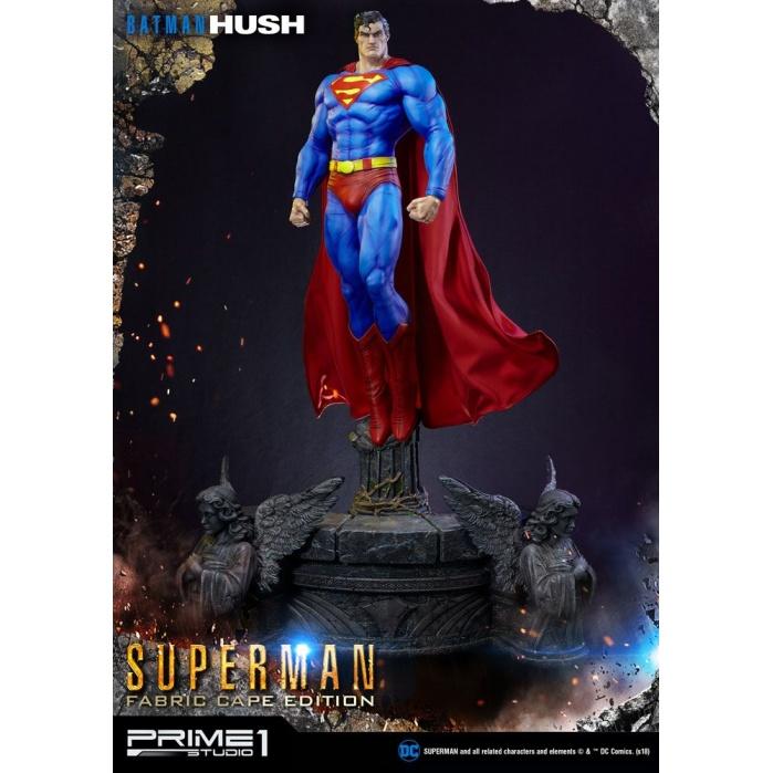 Batman Hush Statue 1/3 Superman Fabric Cape Edition 106 cm Prime 1 Studio Product