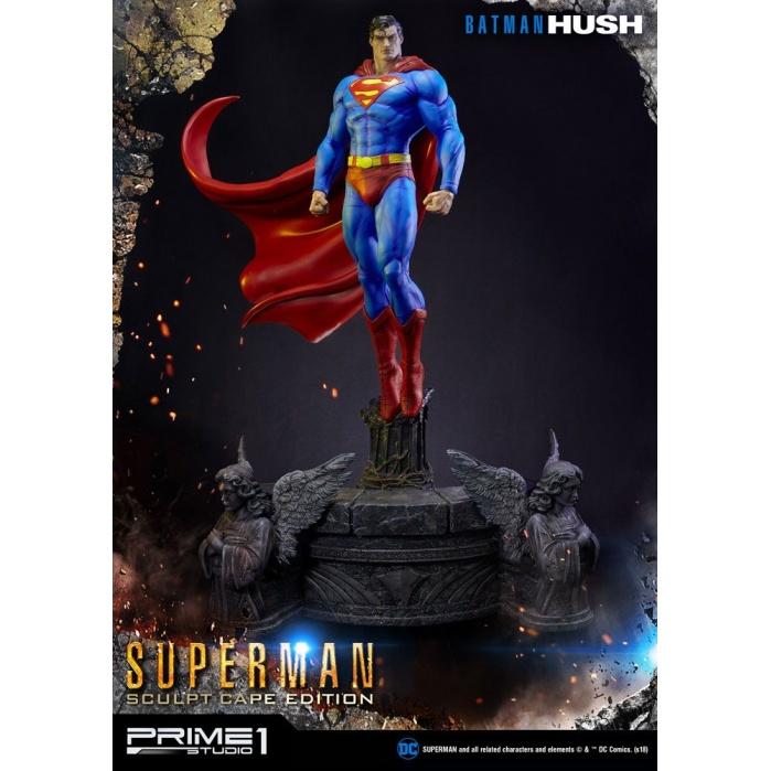 Batman Hush Statue 1/3 Superman Sculpt Cape Edition 106 cm Prime 1 Studio Product