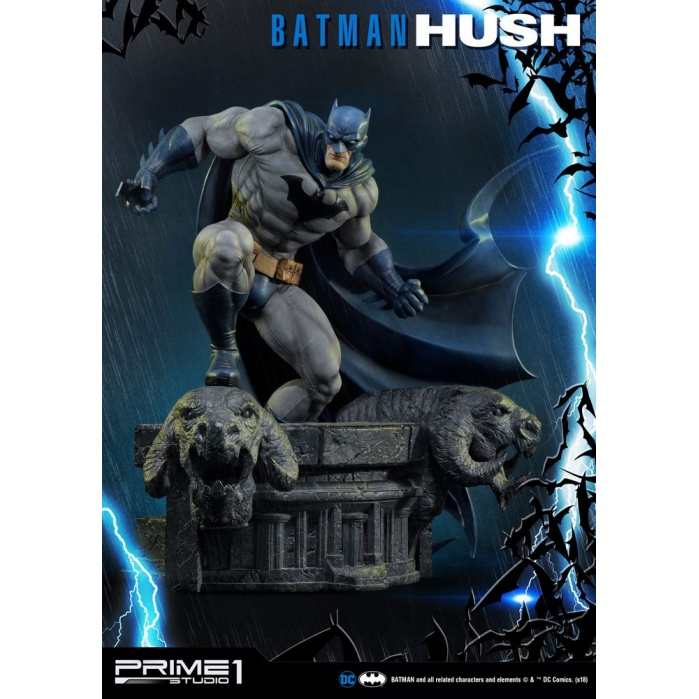 Batman Hush Statue Prime 1 Studio Product