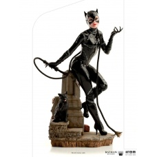 Batman Returns Art Scale Statue 1/10 Catwoman 20 cm - Iron Studios (EU)