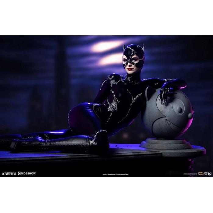 Batman Returns Maquette 1/4 Catwoman Tweeterhead Product