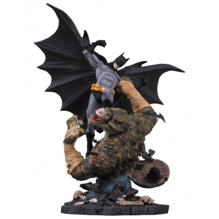 Batman vs. Killer Croc 2nd Edition DC Collectibles Product