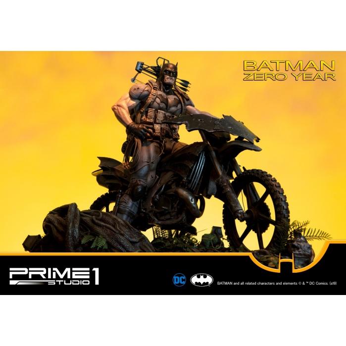 Batman Zero Year 25 inch Statue Prime 1 Studio Product