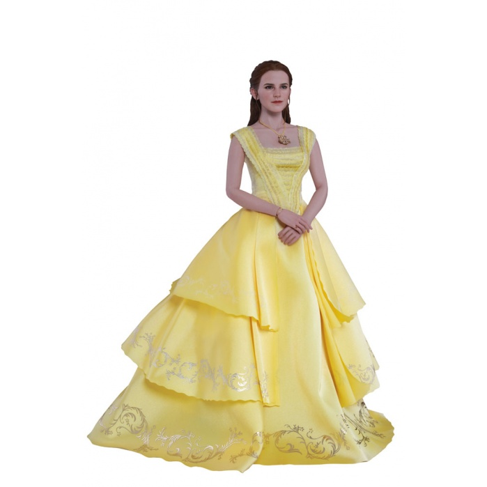 Belle Beauty and the Beast Movie Hot Toys Product