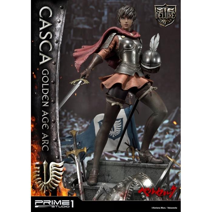 Berserk: Deluxe Golden Age Arc Casca 1:4 Scale Statue Prime 1 Studio Product