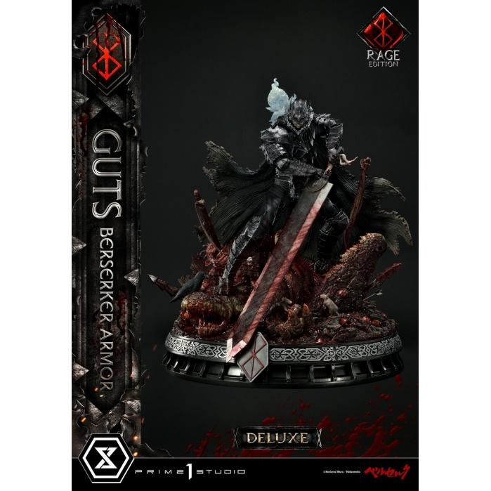 Berserk: Deluxe Guts Berserker Armor Rage Edition 1:4 Scale Statue Prime 1 Studio Product