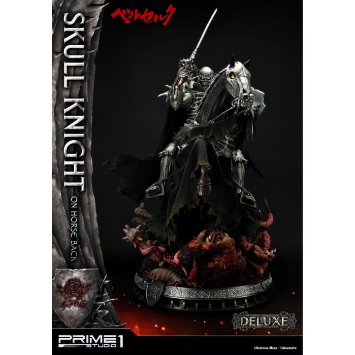 Berserk: Deluxe Skull Knight on Horseback Statue Prime 1 Studio Product