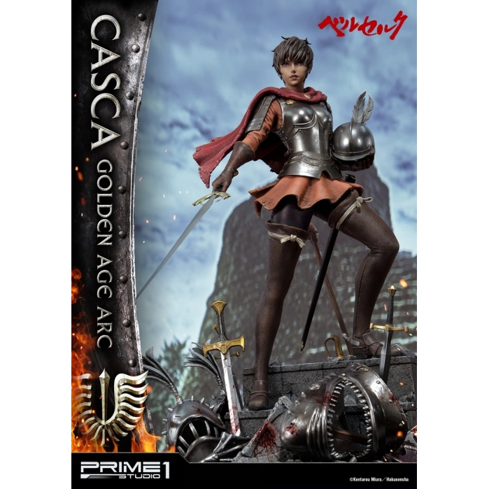 Berserk: Golden Age Arc Casca 1:4 Scale Statue Prime 1 Studio Product