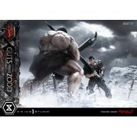 Berserk: Guts versus Zodd 1:6 Scale Diorama Statue Prime 1 Studio Product