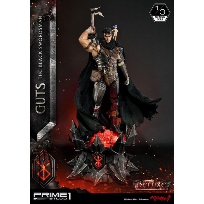 Berserk Museum Masterline Statue 1/3 Guts Deluxe Version Prime 1 Studio Product