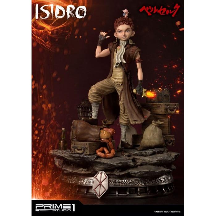 Berserk Statue 1/4 Isidro Prime 1 Studio Product