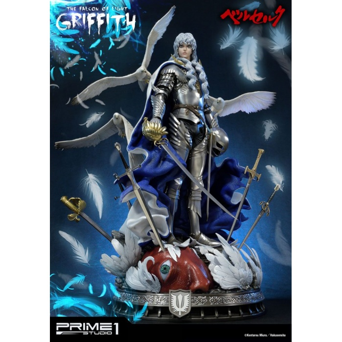 Berserk Statue Griffith 1/4 Prime 1 Studio Product