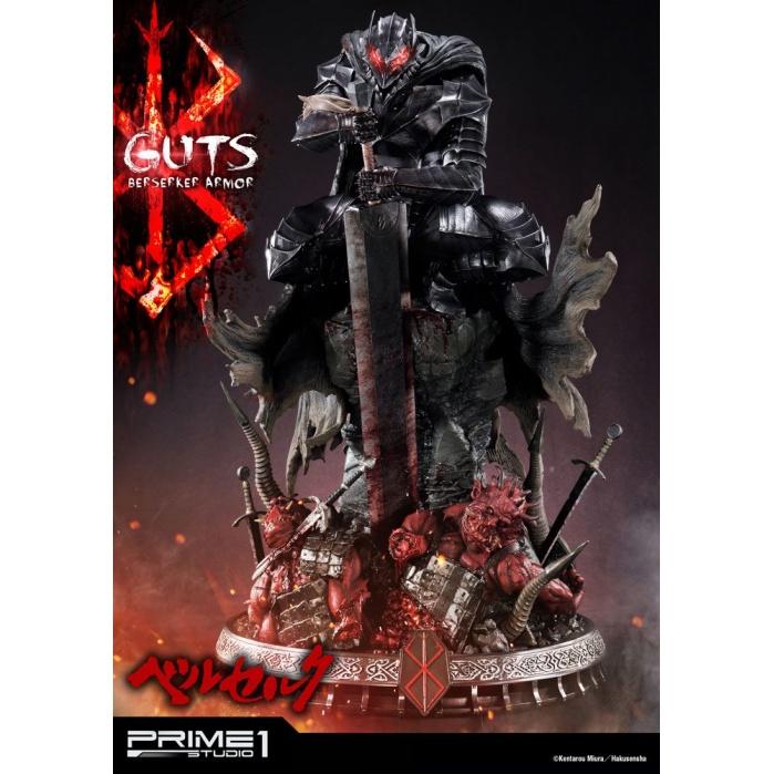 Berserk Statue Guts Berserker Armor 1/4 Prime 1 Studio Product