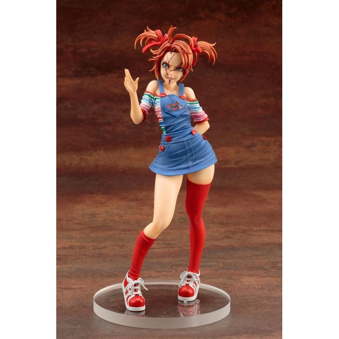 Bishoujo Chucky  PVC Statue Kotobukiya Product