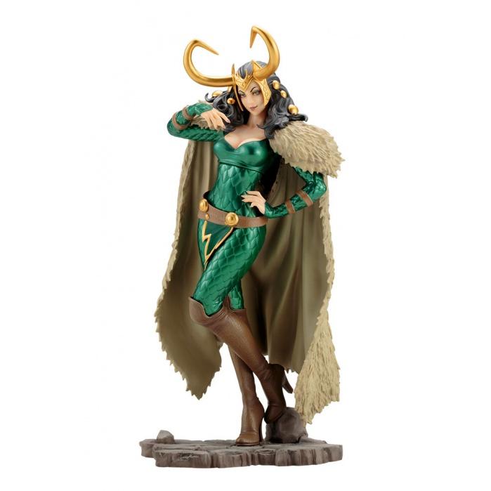 Bishoujo Loki Marvel  PVC Statue Kotobukiya Product