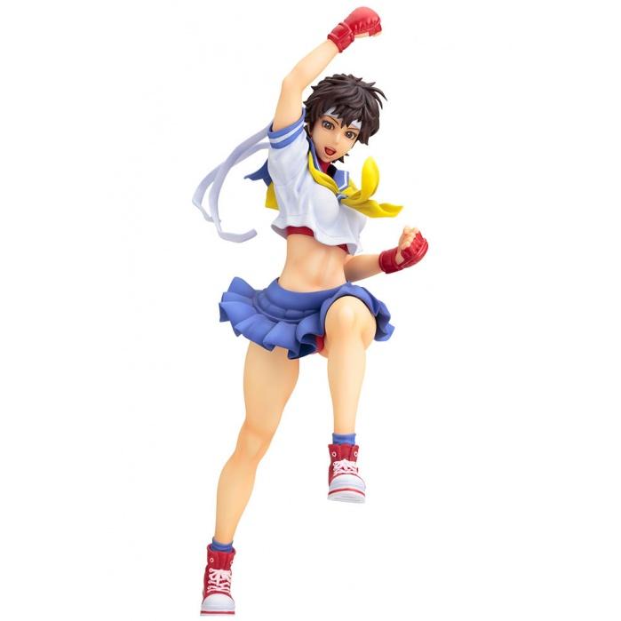 Bishoujo Sakura Street Fighter Kotobukiya Product