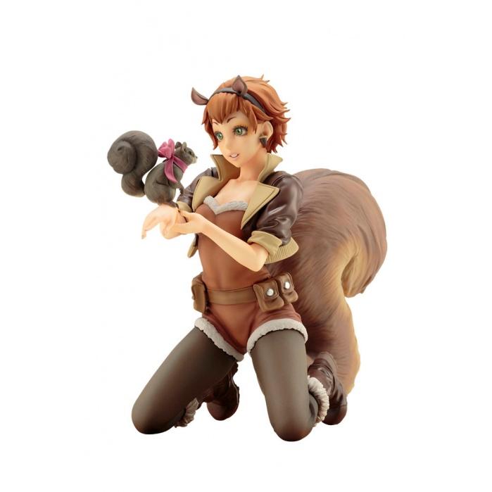 Bishoujo Squirrel Girl PVC Statue Kotobukiya Product