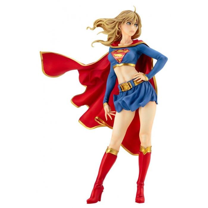 Bishoujo Statue Supergirl Ver. 2 Kotobukiya Product