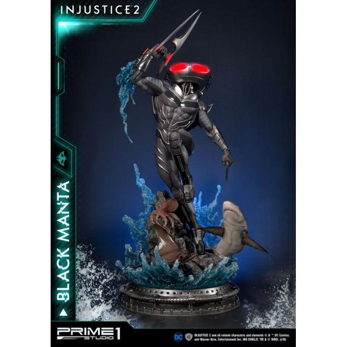 Black Manta Injustice 2 Statue Prime 1 Studio Product
