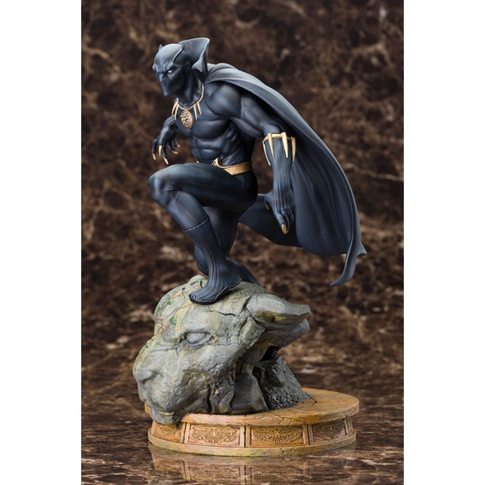 Black Panther Fine Art Statue 1/6 Kotobukiya Product
