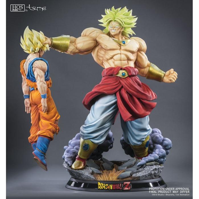 Broly – Legendary Super Saiyan HQS Tsume-Art Product