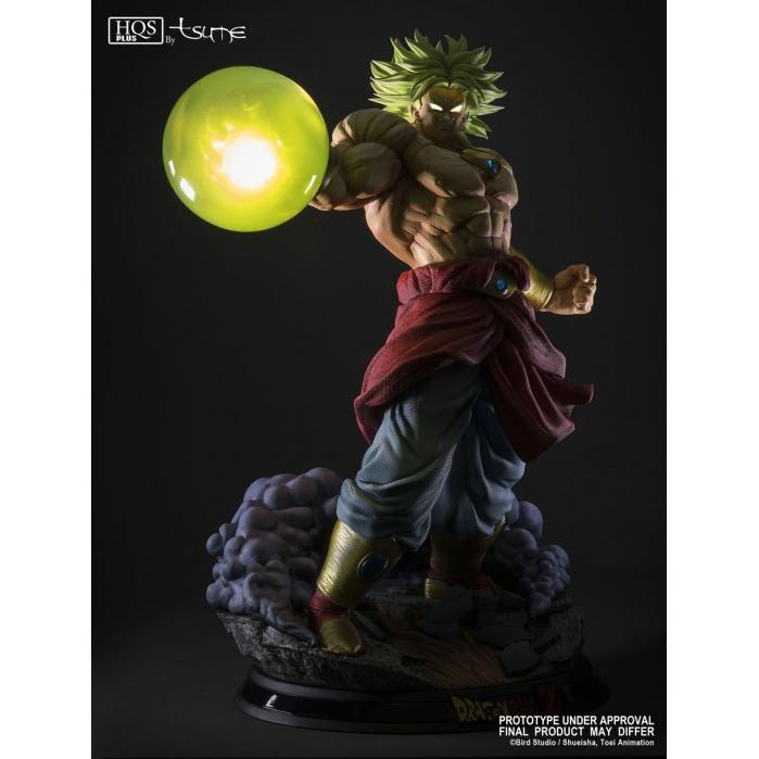 Broly – Legendary Super Saiyan King of Destruction ver Tsume-Art Product